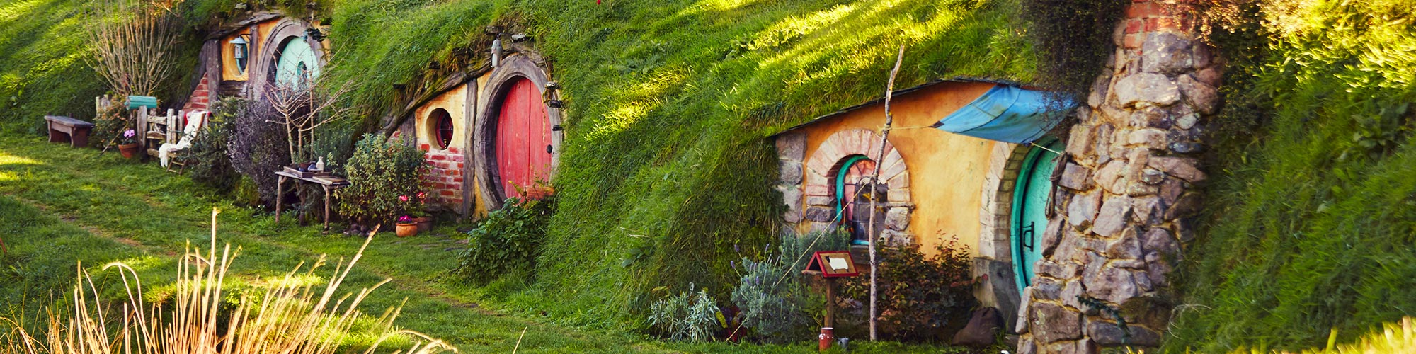 LoTR The Hobbit Tours New Zealand Header