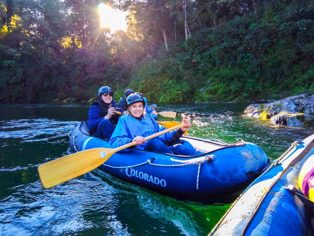 Kayaking Tour New Zealand Havelock