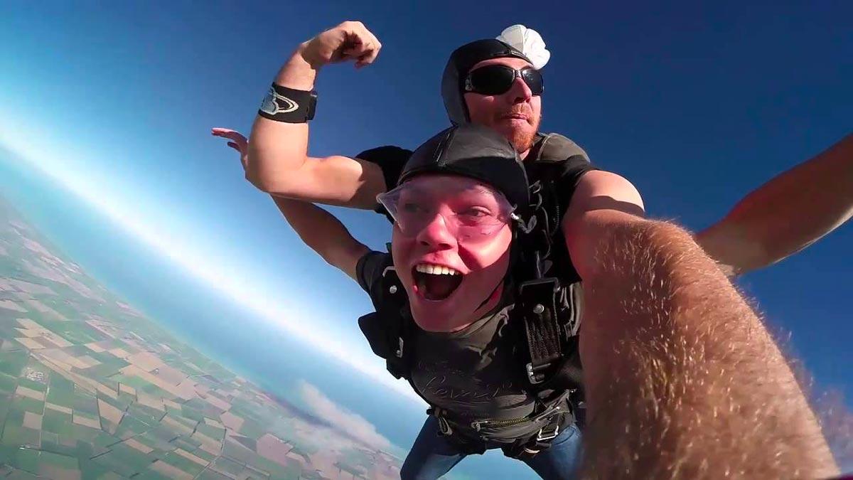 New Zealand South Island Itinerary Ashburton Skydiving