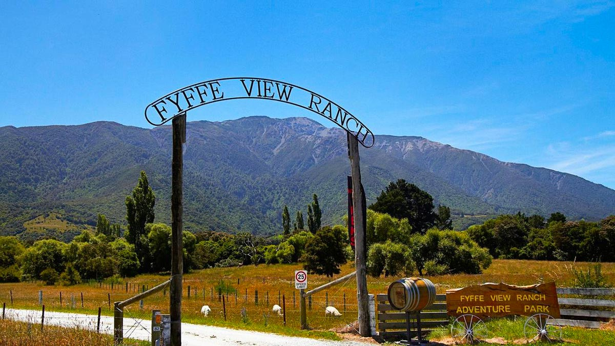 New Zealand South Island Adventure Itinerary Fyffe View Range