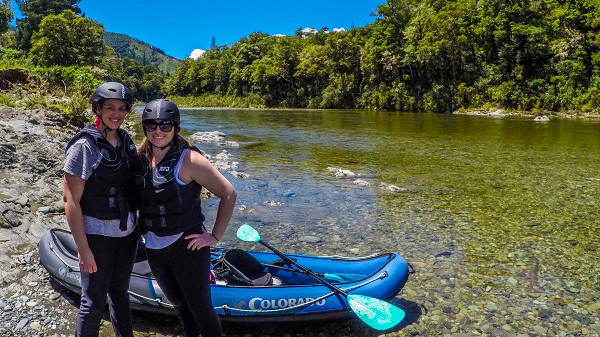 New Zealand South Island Adventure Itinerary Havelock