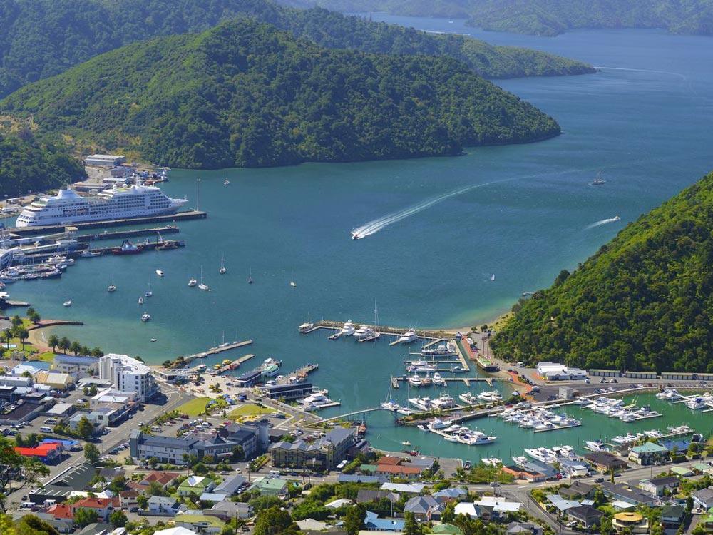 Featured Summer Internship New Zealand