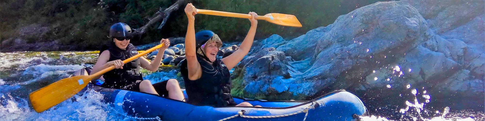 Book Hobbit Kayak Tour Banner