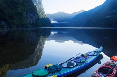 Hidden Kayaking Gems in New Zealand's South Island