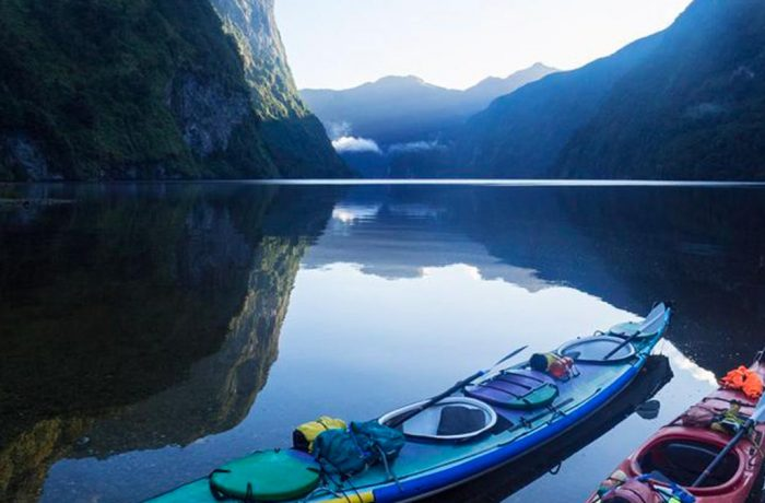 Hidden Kayaking Gems in New Zealand's South Island