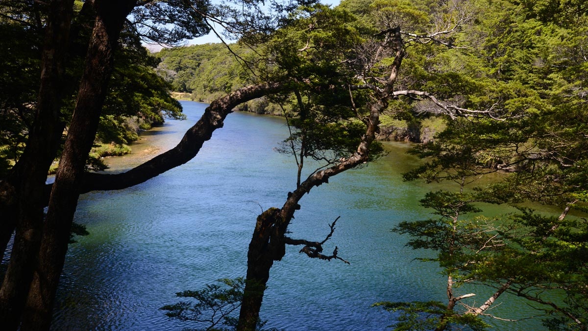 Hidden Kayaking Gems New Zealand Mavora Lake