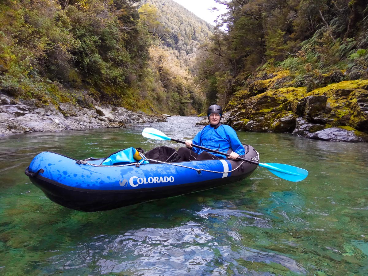 Kayaking Tour in Havelock, New Zealand