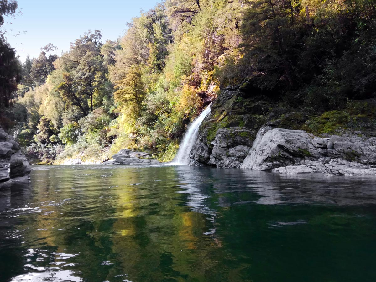 Pelorus River in Havelock, LoTR New Zealand