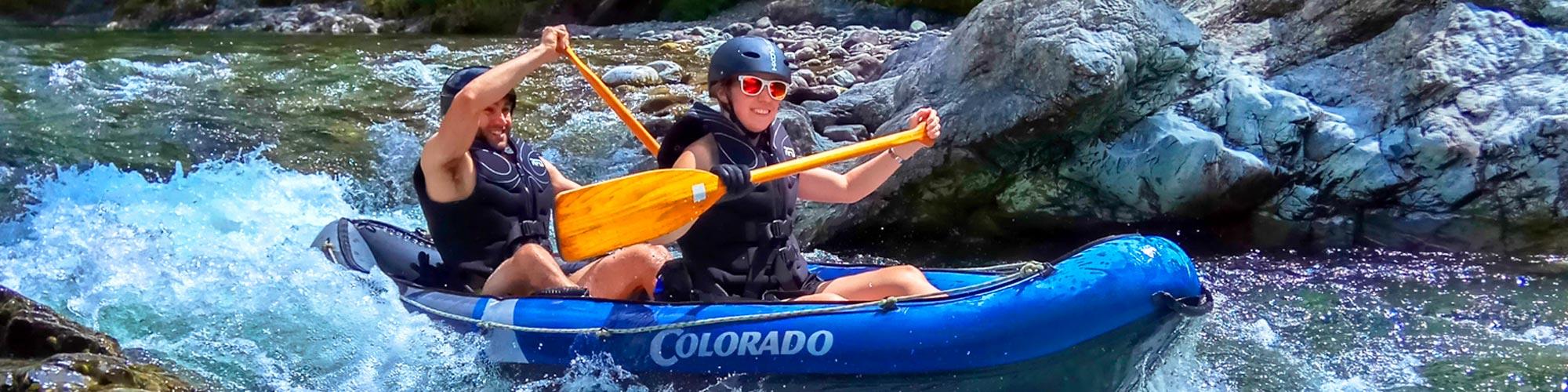 Kayak Guide Job Opportunity New Zealand Banner