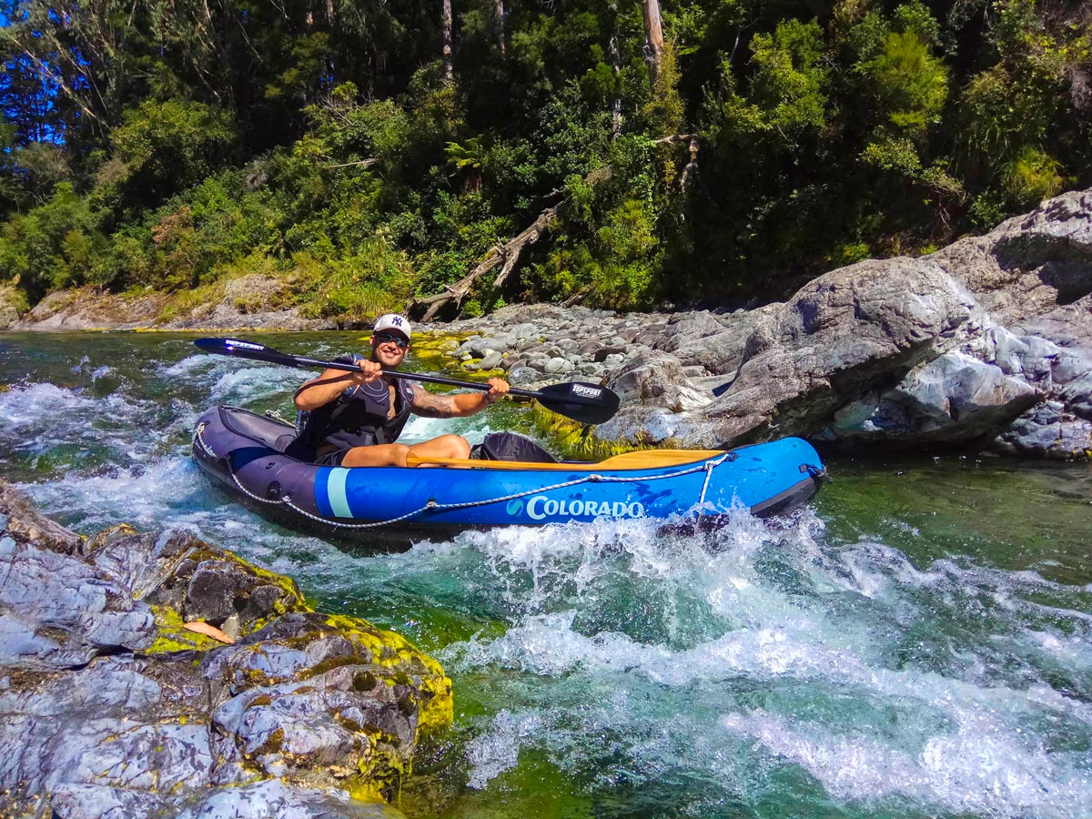 Kayak Guide Job Opportunity New Zealand