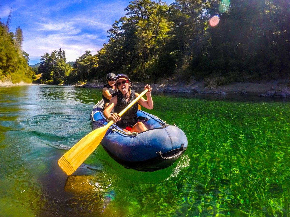 Kayak Guide Job Opportunity New Zealand