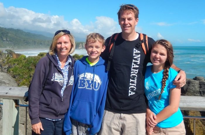 Traveling in New Zealand with Kids