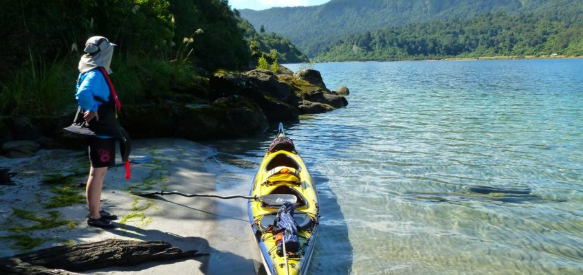 Hidden Kayaking Gems in New Zealand's North Island