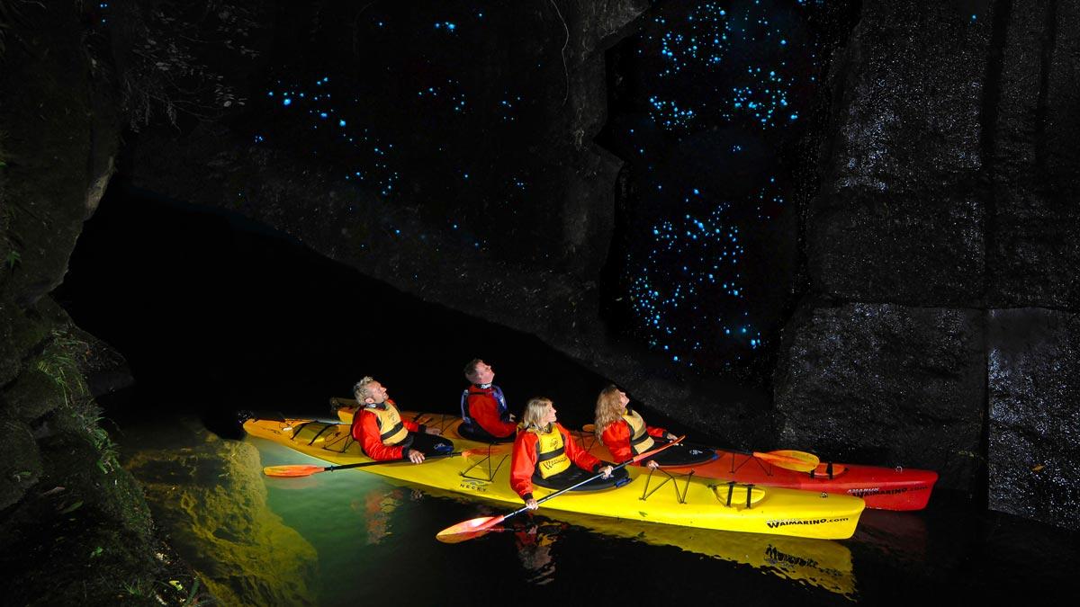 Kayak Nature Tour at Lake McLaren