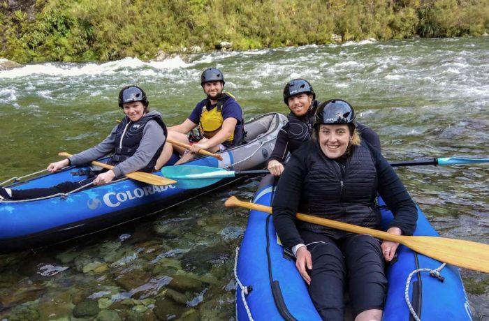 Hobbit Kayak Tour Gallery September 2017