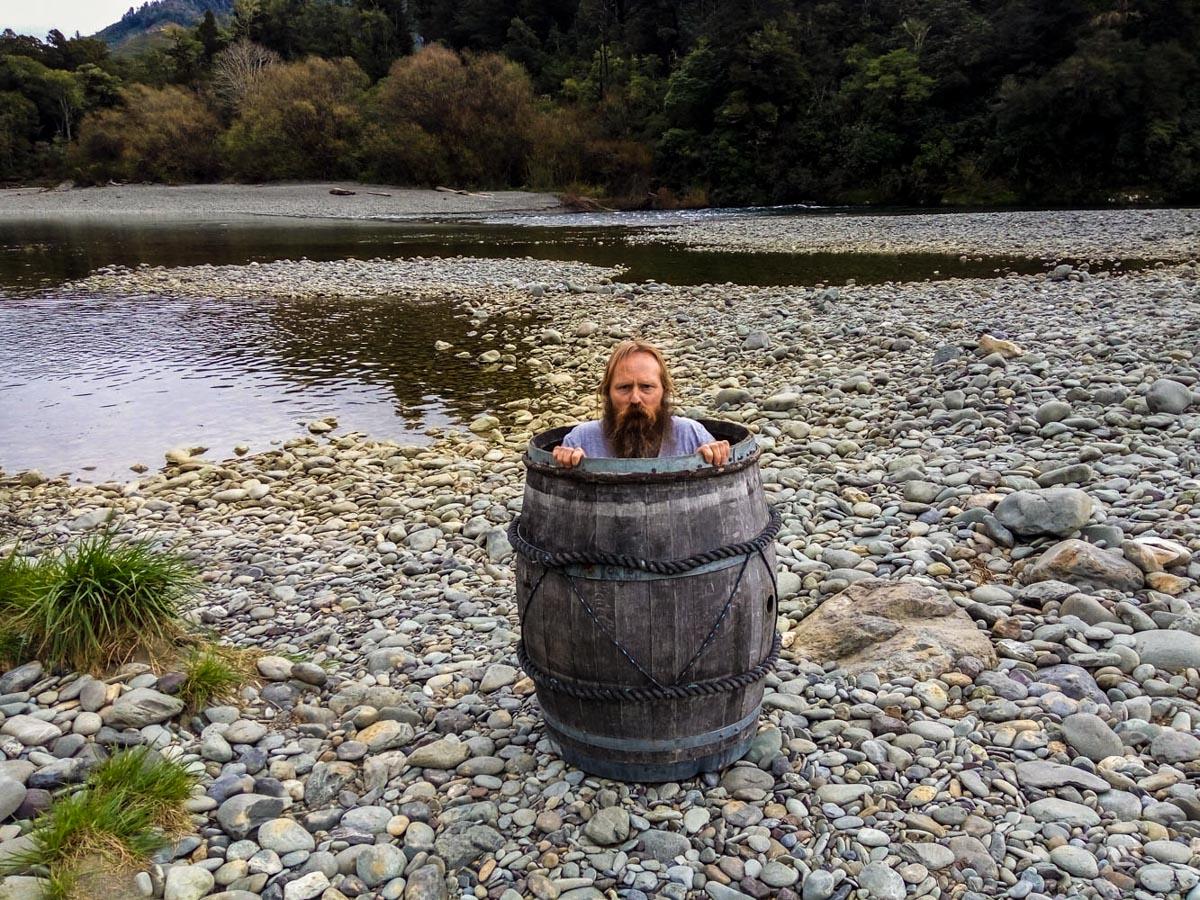 LoTR Barrel Run & Hobbit Tour in New Zealand