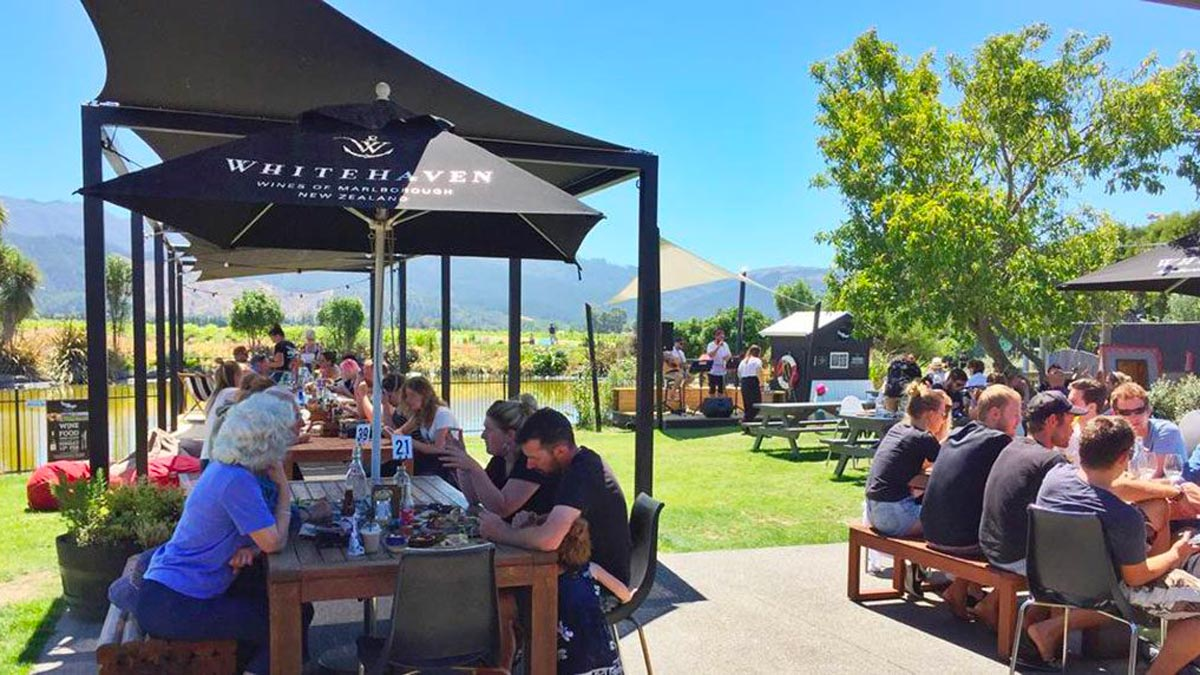 Food Wine festival 2017 Marlborough