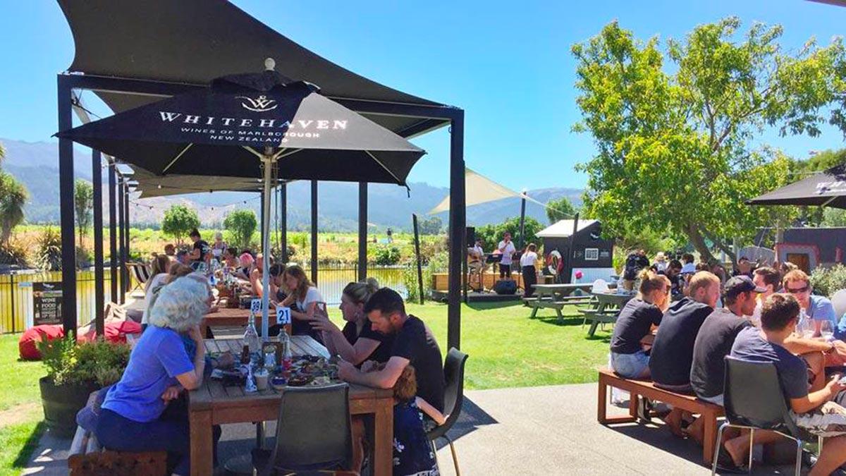 Food Wine festival 2017 Marlborough
