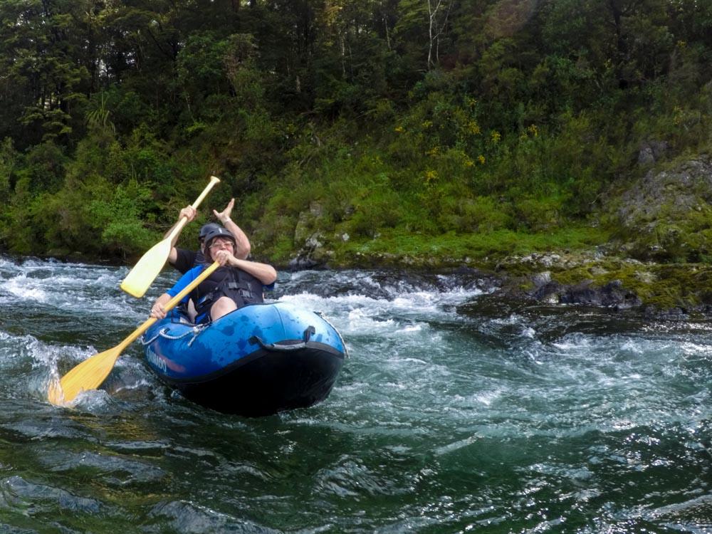 Kayak Tour at the Pelorus River
