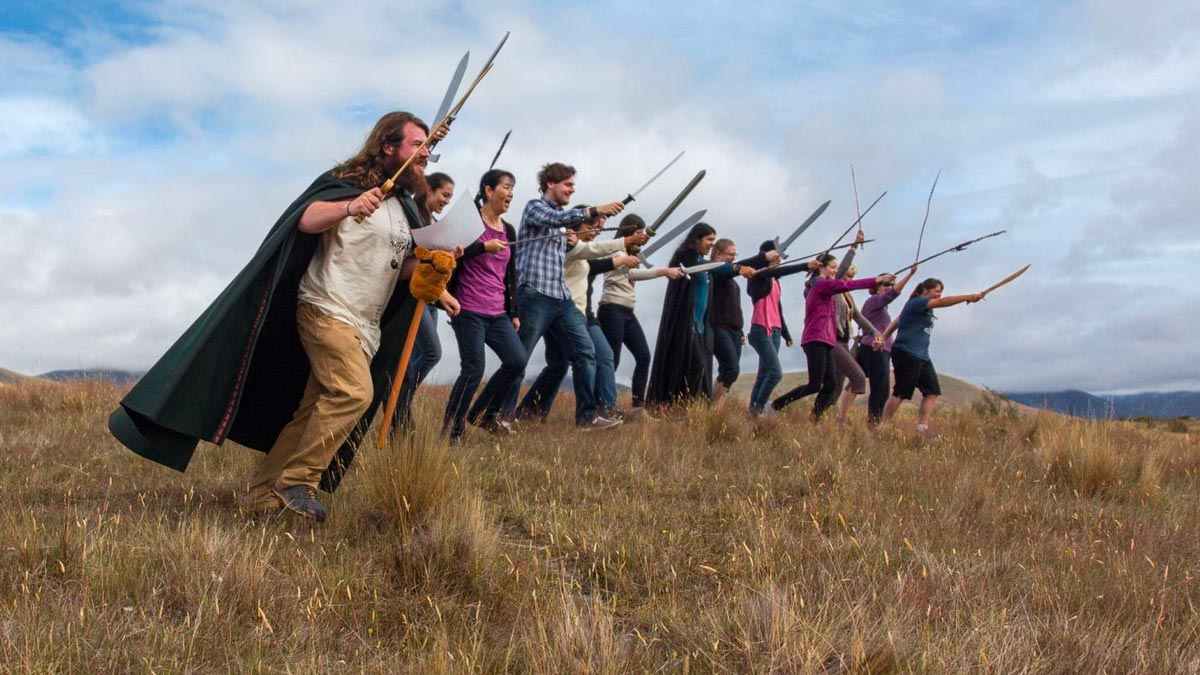 NZ LoTR and Hobbit tour package Eglinton Valley