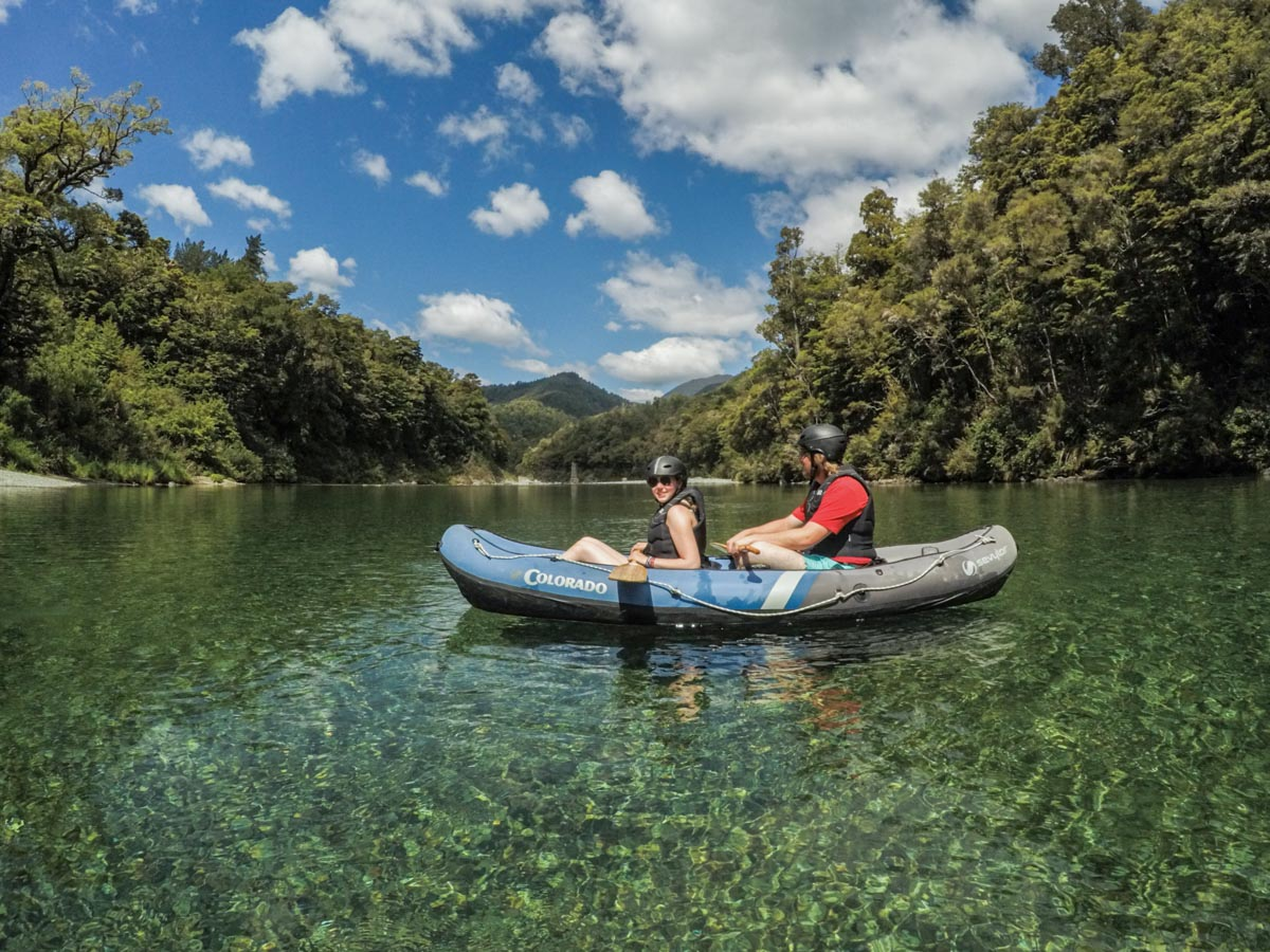 Kayaking Tour for Couple in New Zealand
