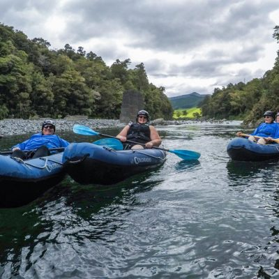 Hobbit Kayak Tour for Friends