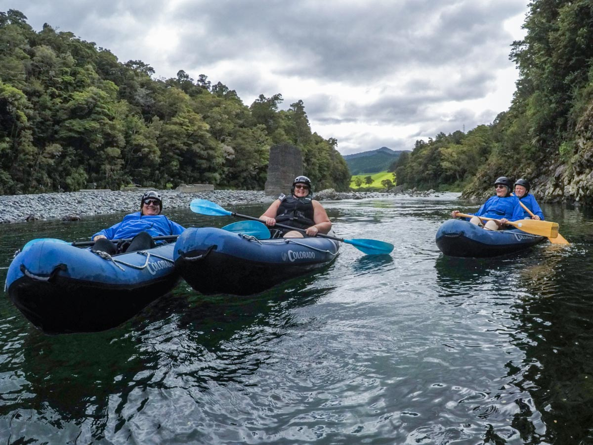 Hobbit Kayak Tour for Friends