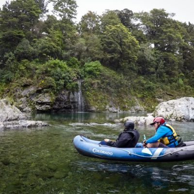 Guided Kayaking Tour in New Zealand