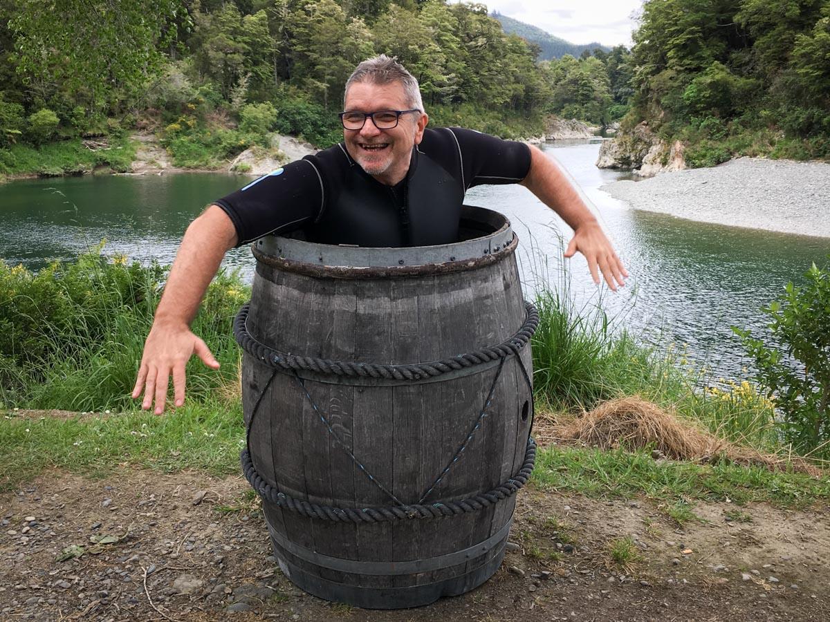 Hobbit Tour, Havelock New Zealand