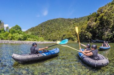 Hobbit Kayak Tour Gallery November 2017