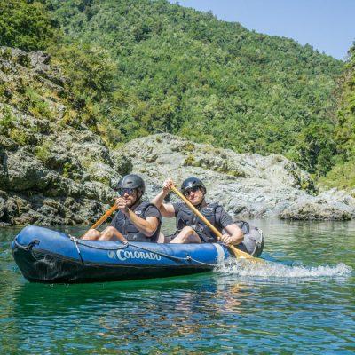 Kayaking Tour, NZ South Island