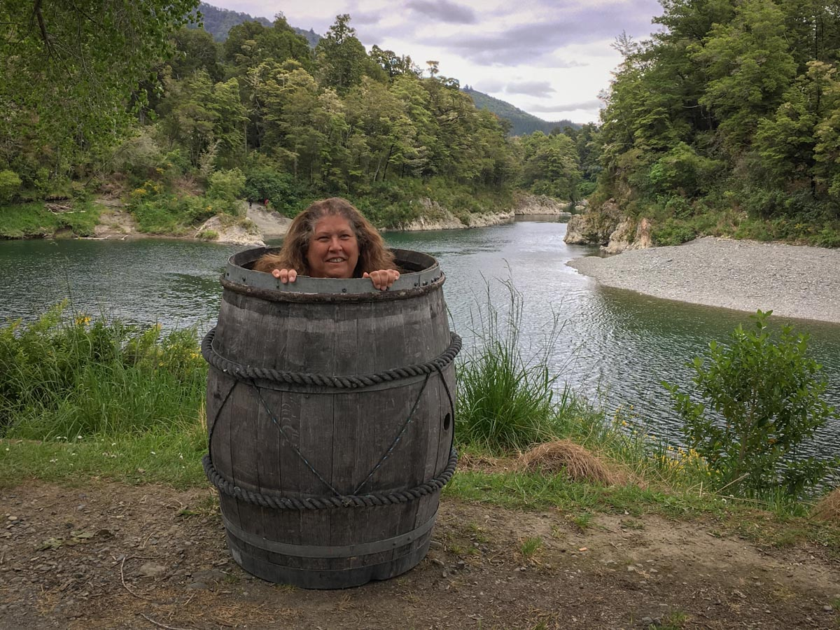 LoTR tour in New Zealand