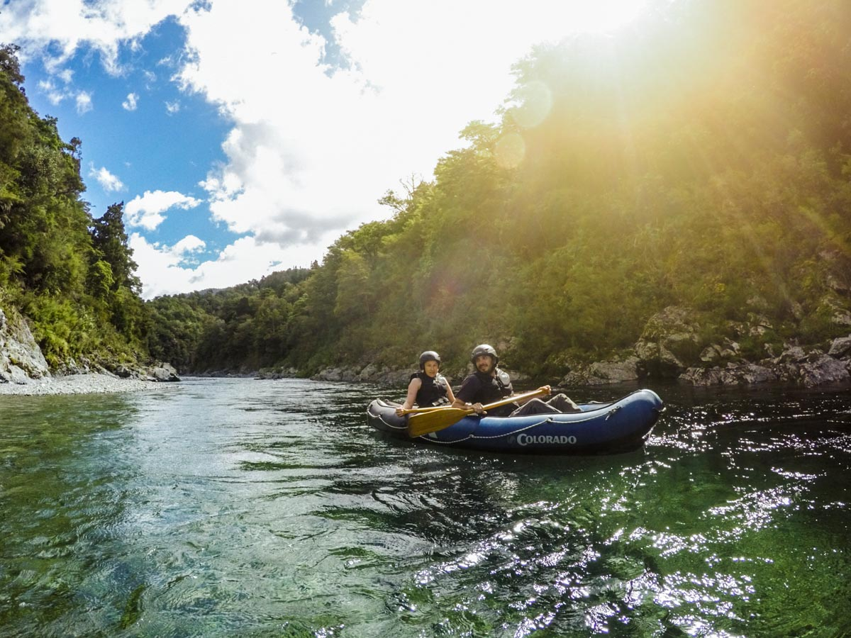 New Zealand Kayaking Tour, Havelock