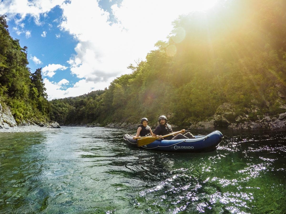 New Zealand Kayaking Tour, Havelock