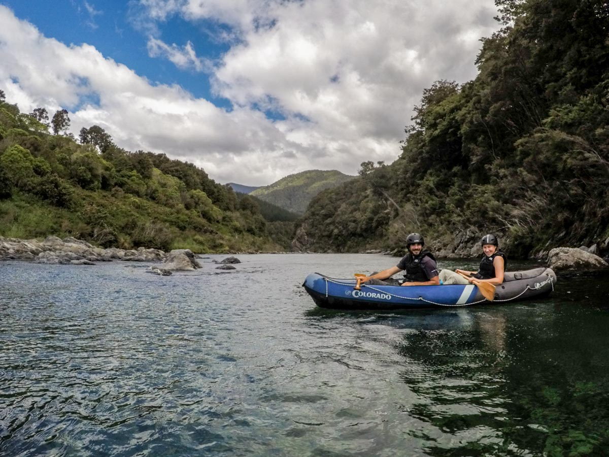 New Zealand Kayak