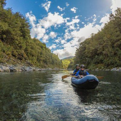 New Zealand Kayaking, Havelock