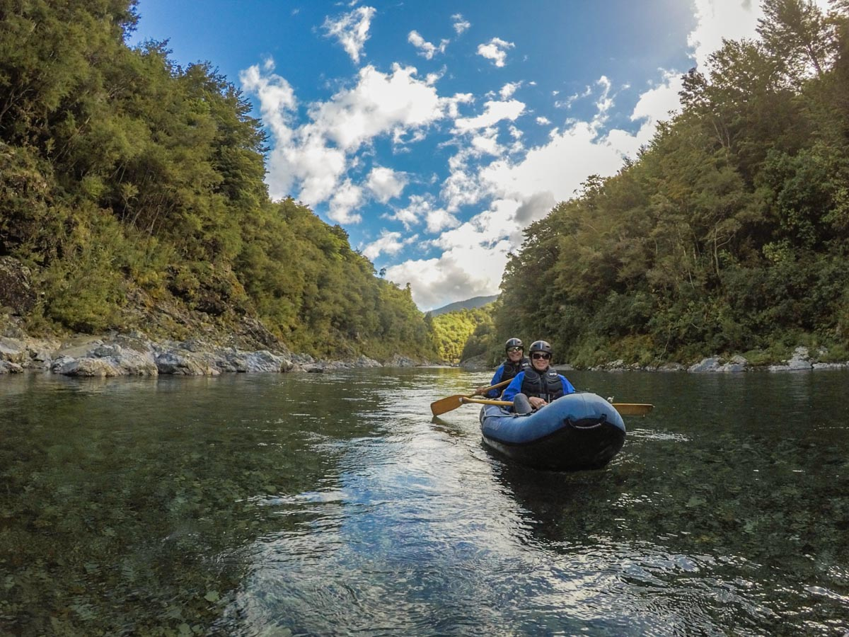 New Zealand Kayaking, Havelock