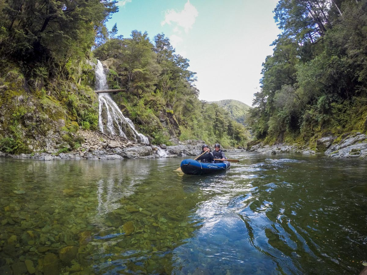 New Zealand Kayaking Tour, Marlborough