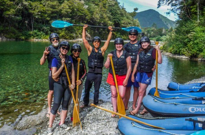 Hobbit Kayak Tour Gallery December 2017
