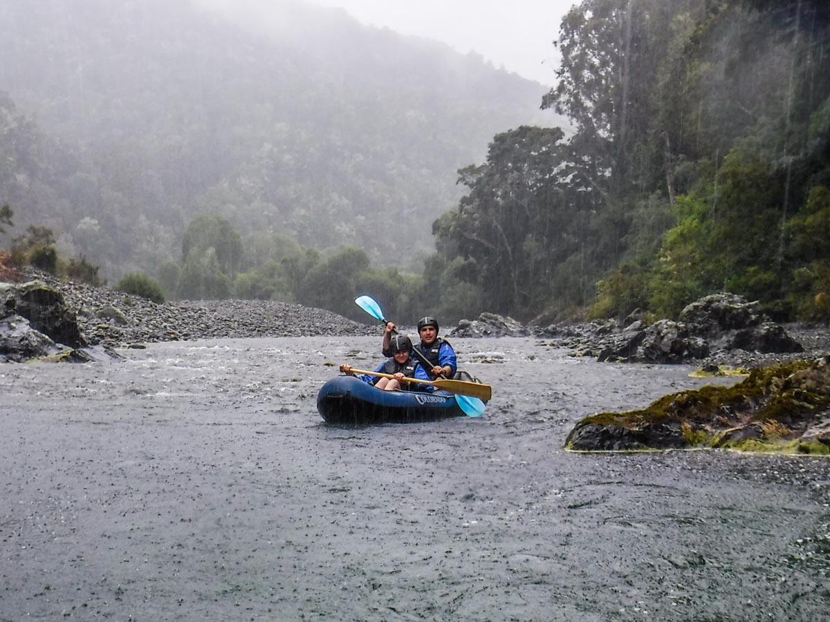 Kayaking Tour at the Pelorus River