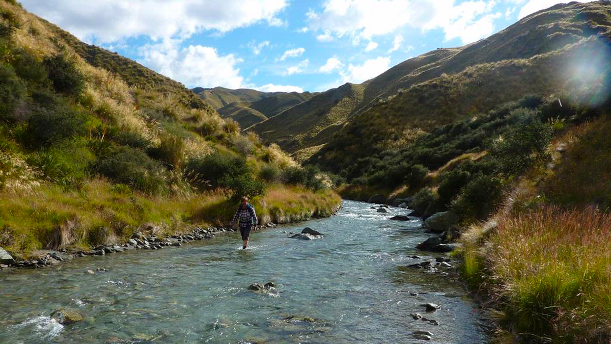 Lord of the Rings Tour Queenstown Arrowtown River