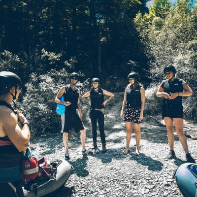 Pelorus Eco Adventures Kayak Group