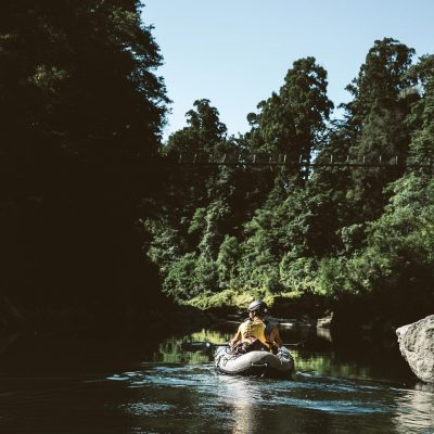 Kayak Tour, Pelorus River New Zealand