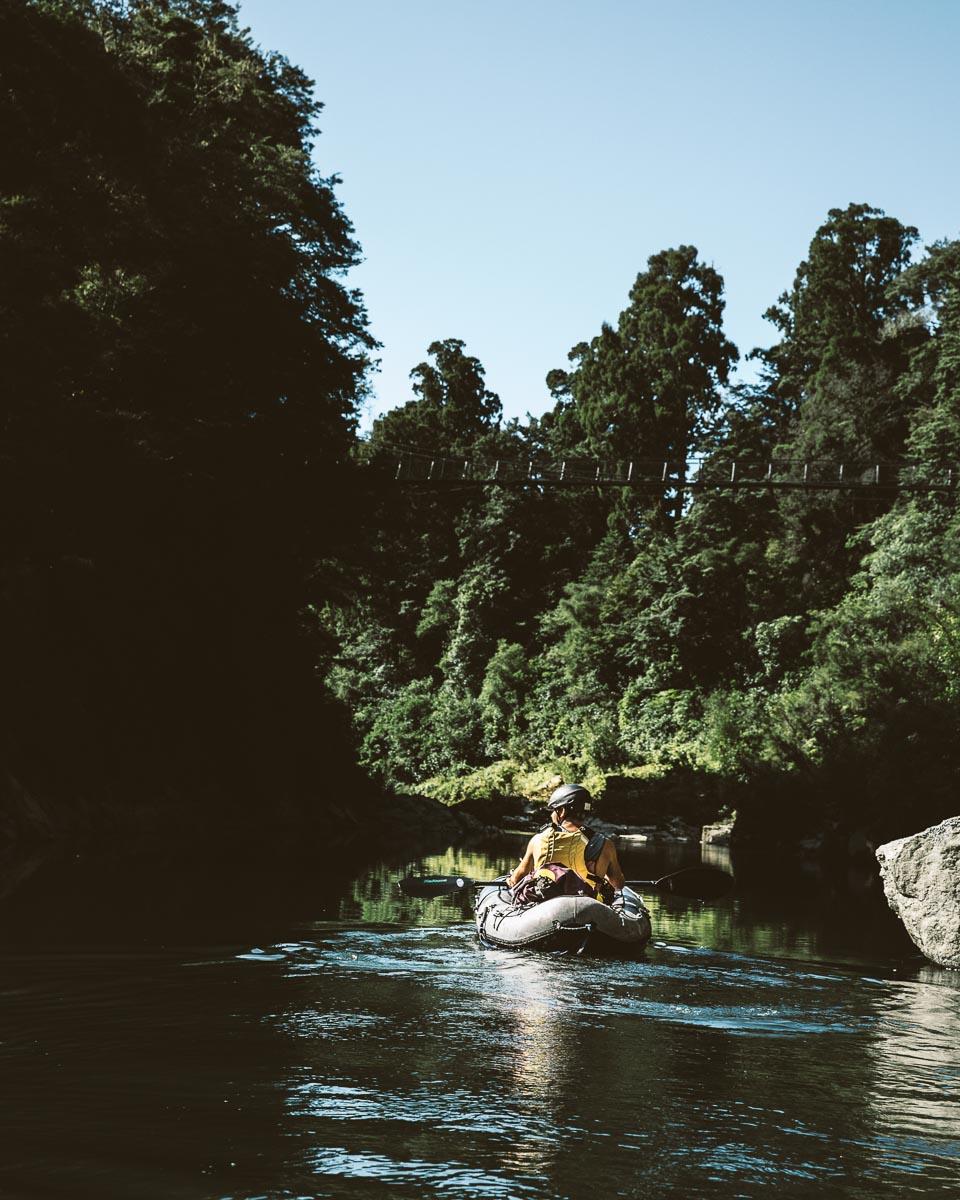Kayak Tour, Pelorus River New Zealand