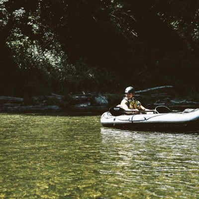 Kayak Tour Pelorus River, NZ