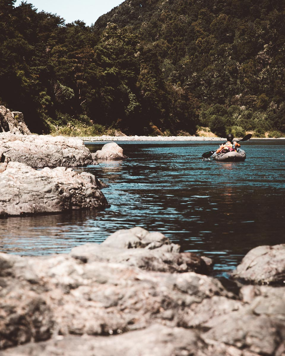 Kayaking the Beautiful Pelorus River