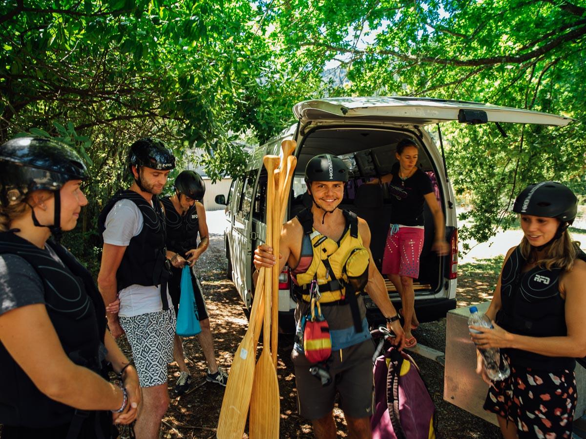 Pelorus Eco Adventures Guide Petr