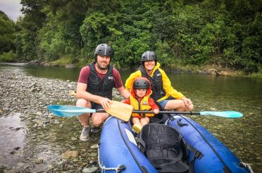 Hobbit Kayak Tour Gallery January 2018