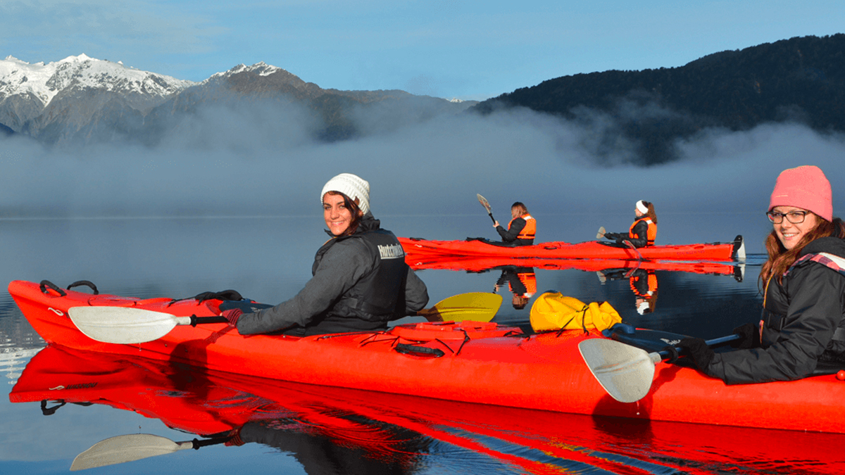 Kayak Safety Tips Weather
