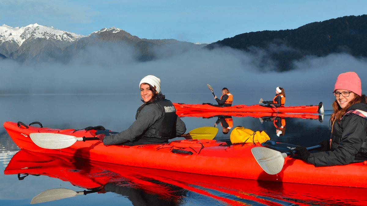 Kayak Safety Tips Weather